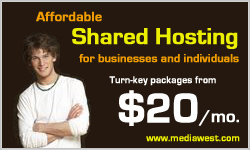 Affordable shared hosting for businesses and individuals.